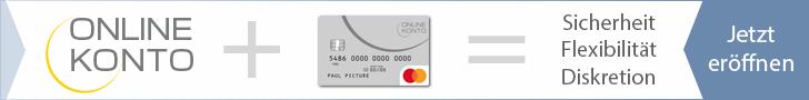 Warum lohnt sich das Onlinekonto von PayCenter?